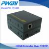 HDMI 150米双绞线传输器 TCP/IP协议 ,可一对多,多对一,多对多传输-PW-DT100A图片