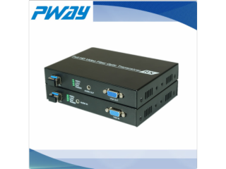PW-THF121-VGA無損光端機 VGA無壓縮光纖延長器 VGA轉光纖傳輸器