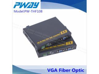 PW-THF108-VGA光端機 VGA光纖延長器 VGA光纖傳輸器 VGA轉光纖傳輸