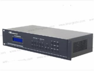 LH60-AV8-8-8进8出AV矩阵切换器