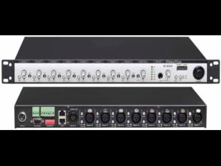 讯谷八通道混音器XG-会议系统、8路智能会议混音器、数字混音器