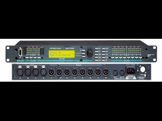 数字音频处理器(4进8出)XG-数字音频处理器、数字反馈抑制器