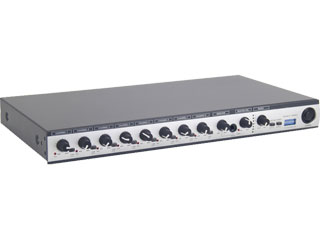 HY-808M系列-8路智能混音器