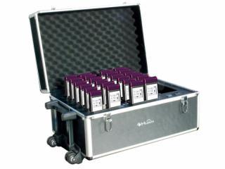 HY-CH4100系列-12通道数字红外接收单元充电箱