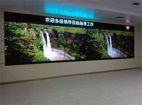 清投DLP助力内蒙古国网电力