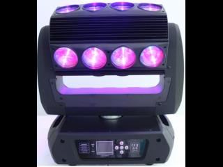 16颗4 合 1 RGBW LED 摇头灯 幻影灯可单颗灯珠控制-16颗4 合 1 RGBW LED 摇头灯 幻影灯可单颗灯珠控制