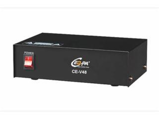 CE-V48-工程配置型幻象供電器
