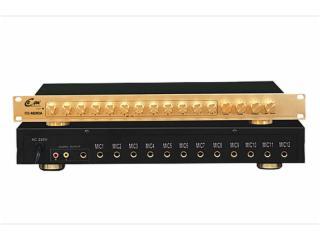 CE-M200A-十二路多功能麥克風集線器