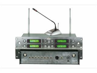 CE-9820-一拖八专业U段无线会议麦克风