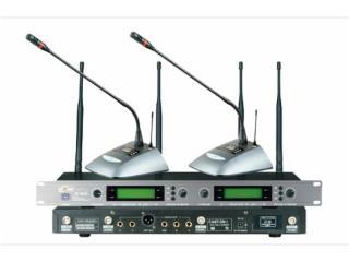 CE-9810-一拖四專業U段無線會議麥克風