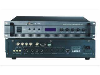 CE-1730Z-讨论、表决、视像型主控机
