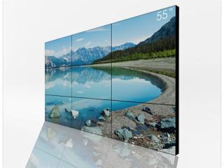LG55寸1.8mm拼缝超窄边液晶拼接屏-CXC550FD/FM图片