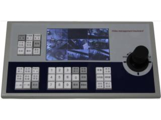 NK-NT1807KDEC-H265觸屏解碼鍵盤7寸屏