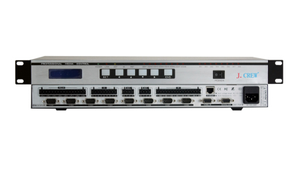 2代网络可编程中控主机-JC-9100D/9100E图片