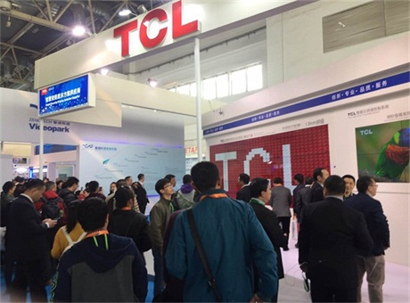 【重磅发布】TCL引爆安防监控新模式,打造显示技术新亮点