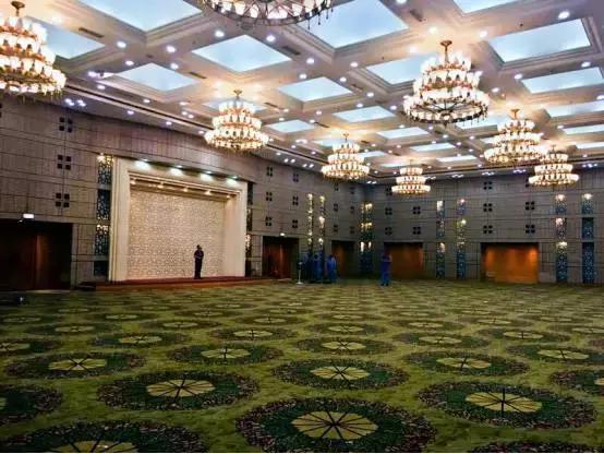 孟加拉国际会议中心采用国际一流的音频及会议系统