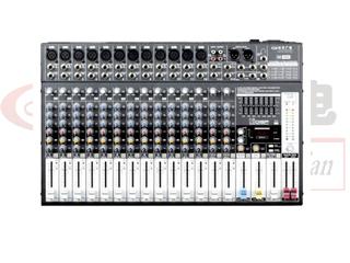 HT-ME1602-调音台