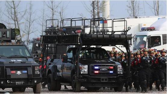 华平应急指挥系统助力公安应急保障演练