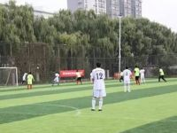 ZOBO卓邦足球队参加第二届中关村丰台园企业职工足球联赛第二