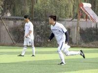 ZOBO卓邦足球队参加第二届中关村丰台园企业职工足球联赛第三