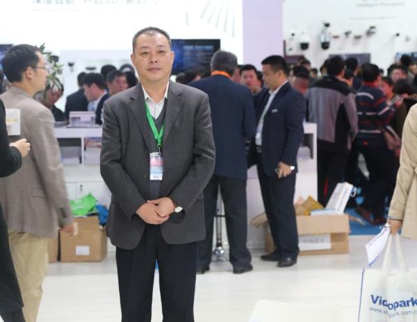 专访创维群欣安防科技股份有限公司副总经理张鑫先生