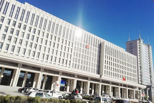 TENDZONE东微MIDIS系统入驻鄂尔多斯市东胜区人民法院