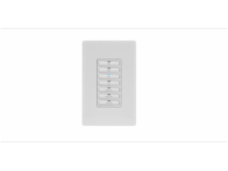 NX-7-嵌墙式7键面板