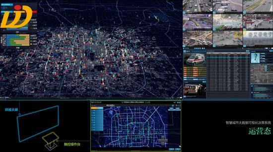 智慧城市另一羽翼智慧云屏