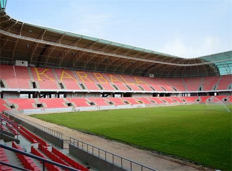 EV扬声器效力伊拉克卡尔巴拉奥林匹克体育场,为场馆打造优质音效