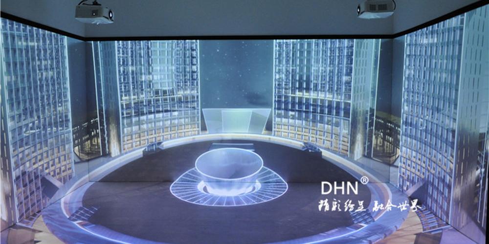 DK517纯硬件3D融合器