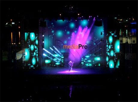 艾比森舞台LED显示屏解决方案