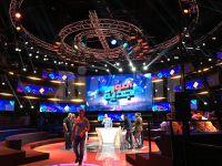 德彩光电:突尼斯电视台LED显示屏