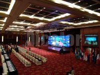 德彩光电:云南昆明100㎡会议LED显示屏