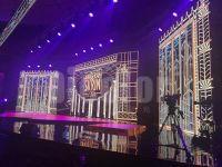 德彩光电:马来西亚电影颁奖典礼M-590LED显示屏