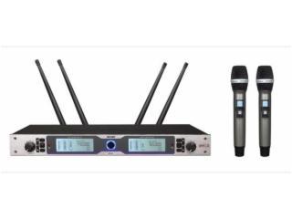 MC120-音圖NEBON一拖二真分集U段無線話筒MC120