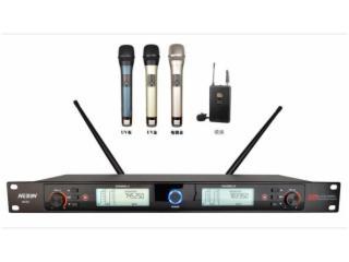 MC02-音圖電子NEBON一拖二U段無線話筒MC02