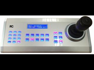 TS-0650KJ-导播键盘(导播控制键盘带摇杆)