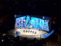 德彩光电:阿根廷舞台LED显示屏