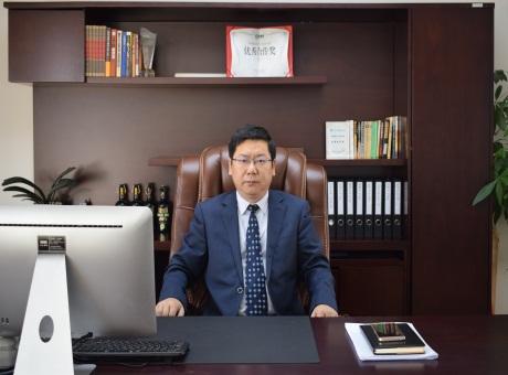 专访阳淳股份总经理邵殿伟先生