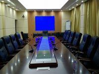 XAVTEL的全数字会议系统用于四川广安某会议室