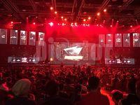 Dota马来西亚站电子竞技决赛LED显示屏