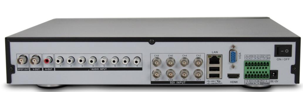 3g-SDI会议高清录像机
