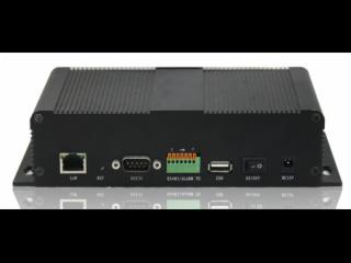 EX 4000-四路标清编码器