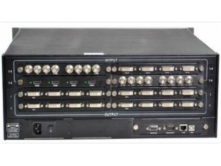 HD808-智能高清插卡矩阵 HDMI无缝高清矩阵切换器