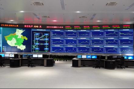 实况追踪:清投DLP电力监控工程