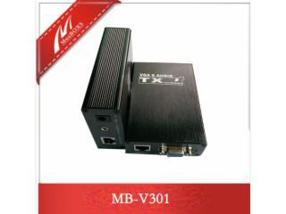 300米VGA信号延长器/VGA音视频延长器-MB-V301图片