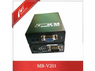 MB-V201-200米网线信号延长器/放大器