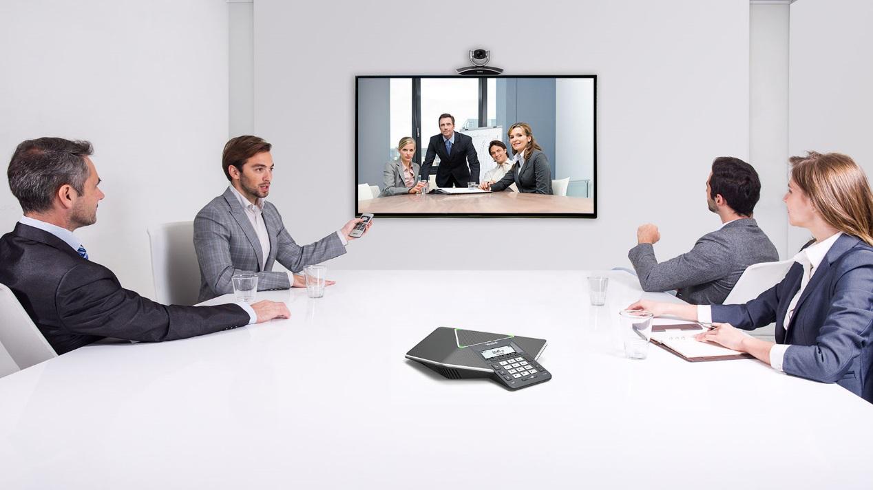 亿联视频会议系统亮相2016CeBIT