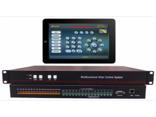 BEC-NET100B-多功能中控系統 OEM中控系統 經濟型IPAD中控系統 會議中控系統