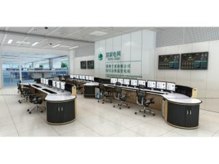 卓越风尚-调度自动化指挥台/指挥席/指挥桌_北京飞马设计
